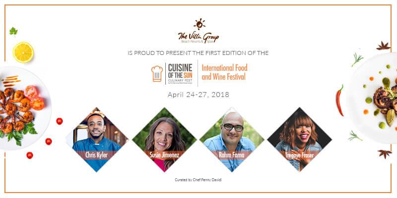 Cuisine Of The Sun Culinary Festival Los Cabos