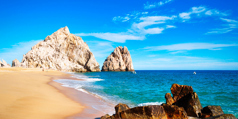 Best Hidden Beaches In Cabo San Lucas
