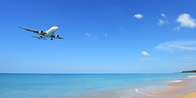 Frontier Airlines Offers Nonstop Flights From Las Vegas To Cancun And Los Cabos