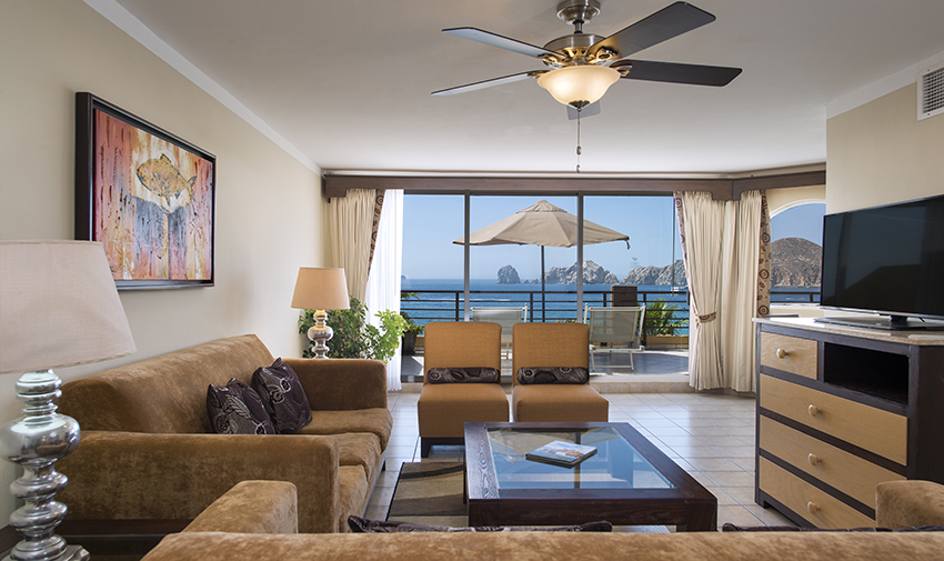 Villa Del Palmar Cabo San Lucas Presidential Three Bedroom Suite