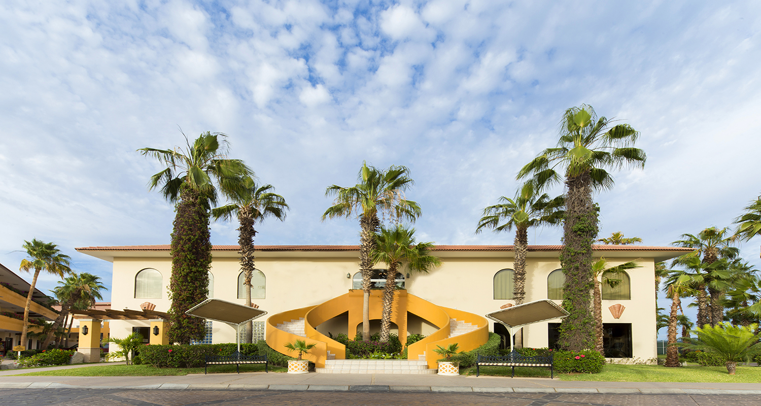 Meetings Facilities Cabo San Lucas Entrance