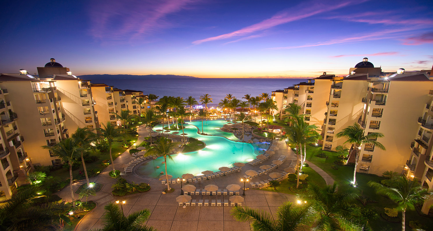 Villa Del Palmar Flamingos Riviera Nayarit Panoramic  Copia