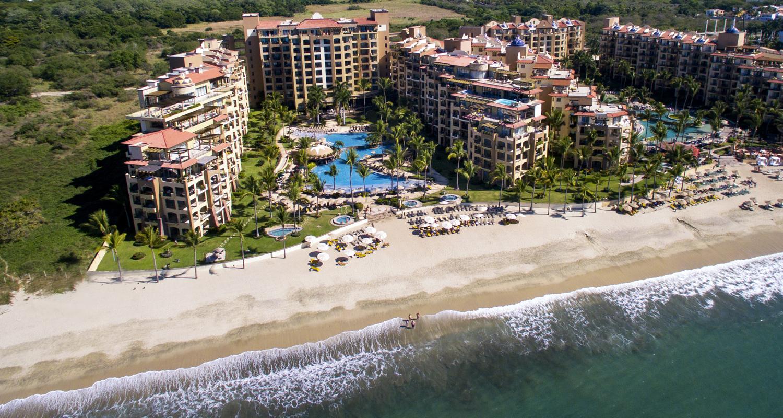 Villa La Estancia Riviera Nayarit Aerial