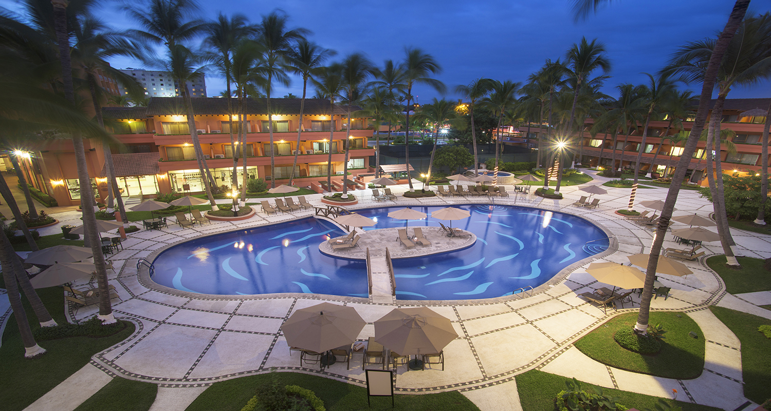 Villa Del Mar Puerto Vallarta Pool