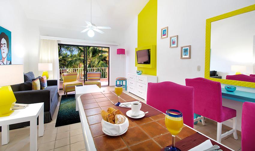 One Bedroom Suite Villa del Palmar Beach Resort & Spa Puerto Vallarta