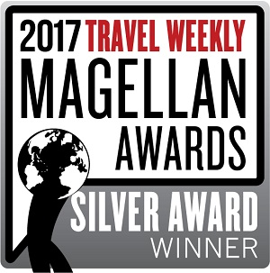 Award magellan 2017 silver