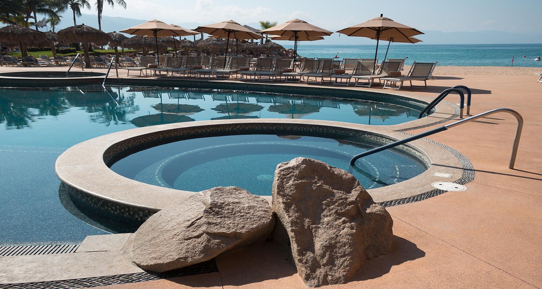 Villa Del Palmar Puerto Vallarta Pool