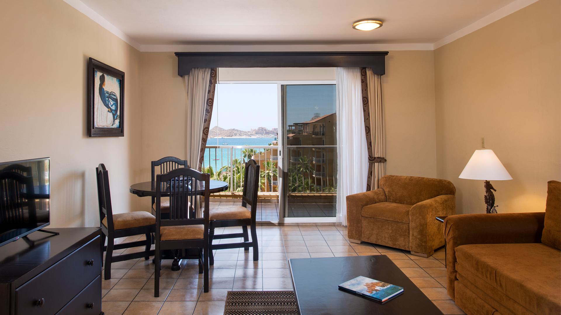 Suite de Dos Recámaras Villa del Palmar Beach Resort & Spa Cabo San Lucas