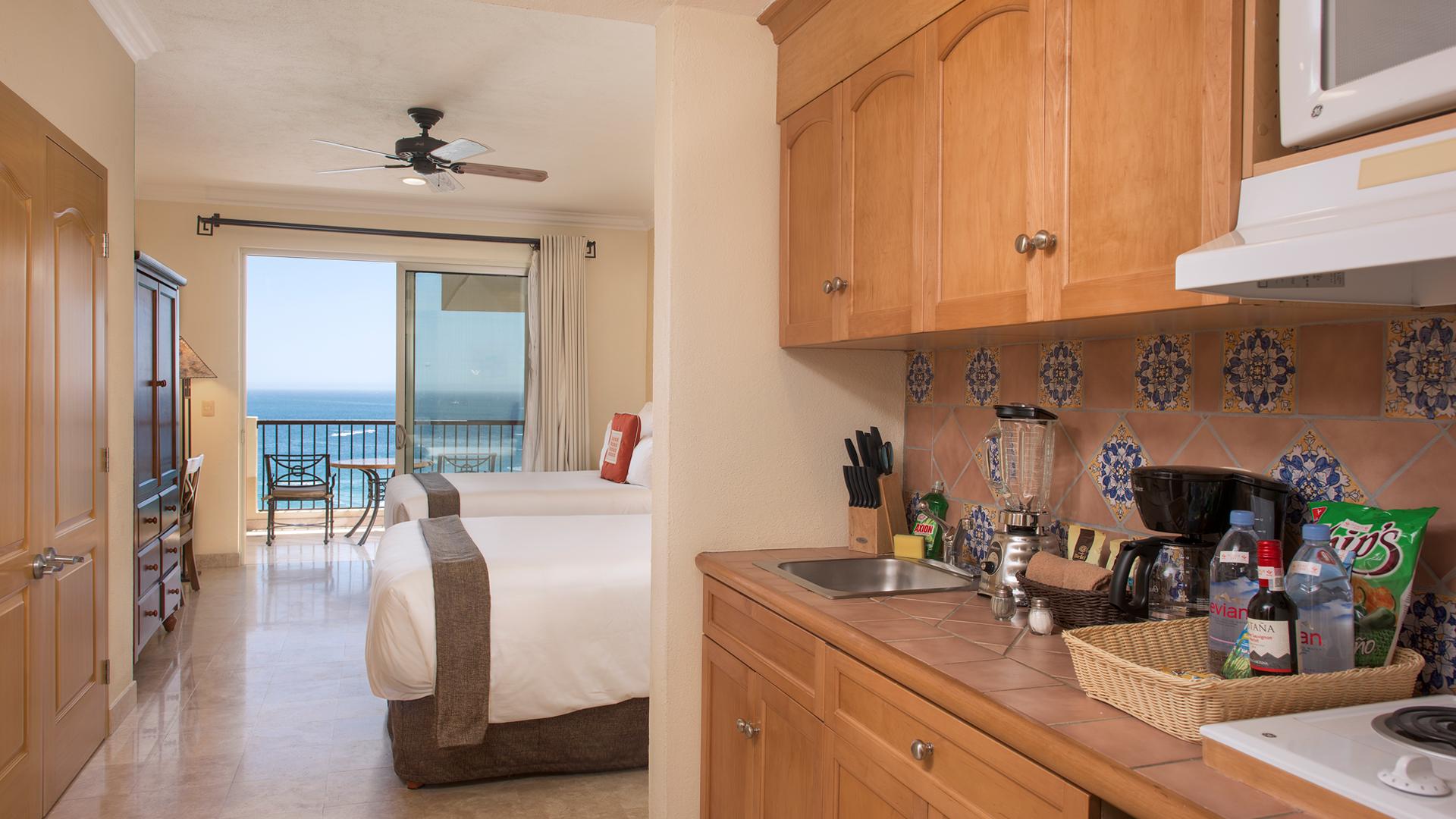 Habitación de Lujo Vista al Mar Villa del Arco Beach Resort & Spa Cabo San Lucas