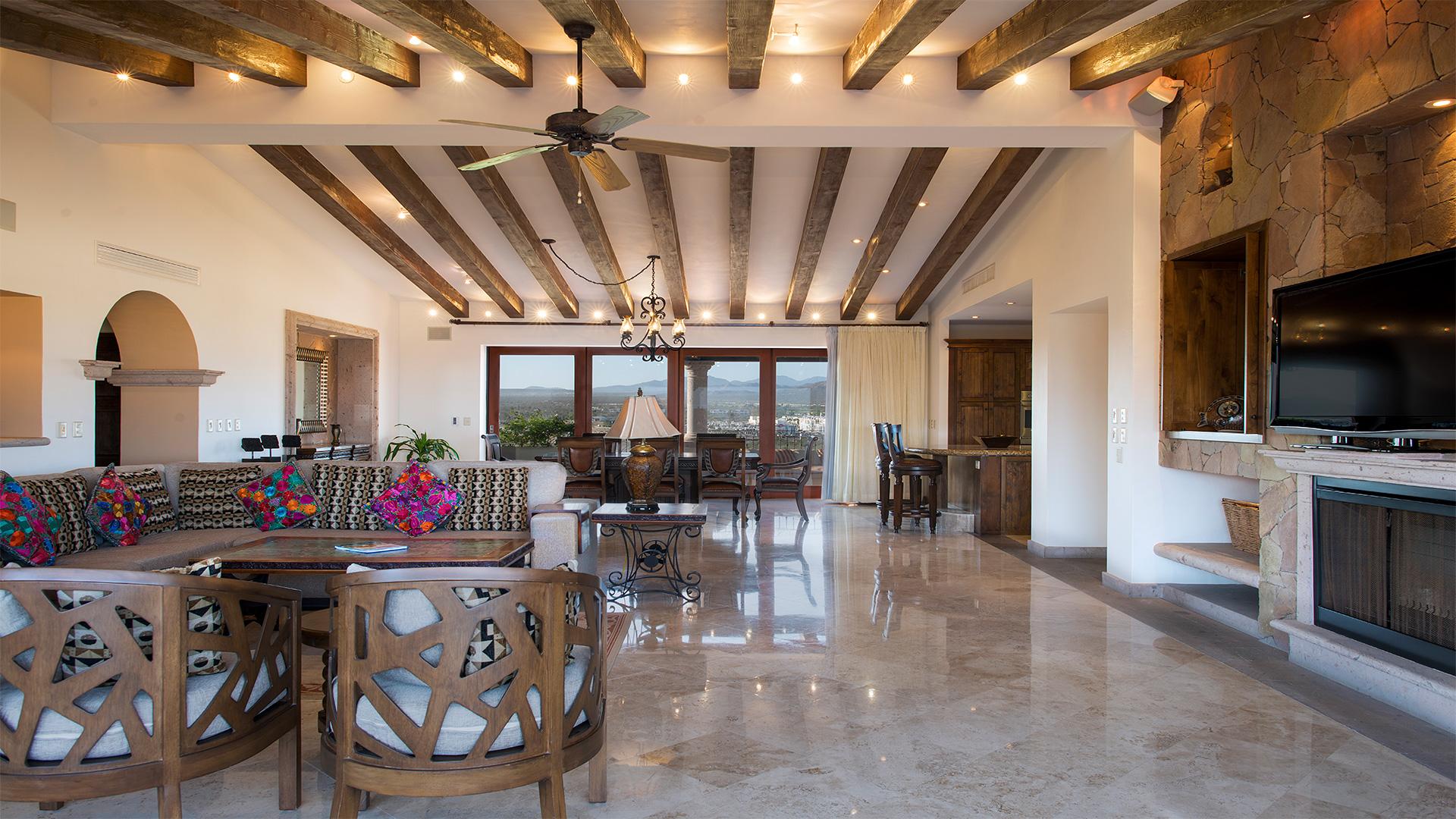 Suite Presidencial de Tres Recámaras Villa La Estancia Beach Resort & Spa, Los Cabos