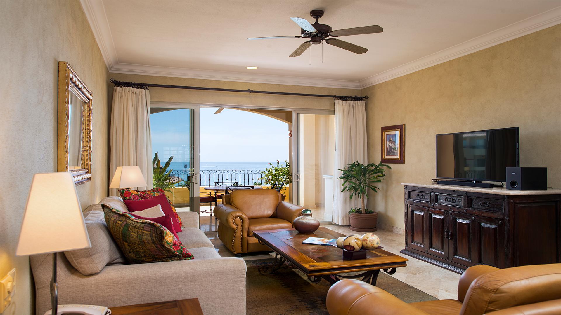 Unique One Bedroom Suite Ocean View Villa La Estancia Beach Resort & Spa, Los Cabos