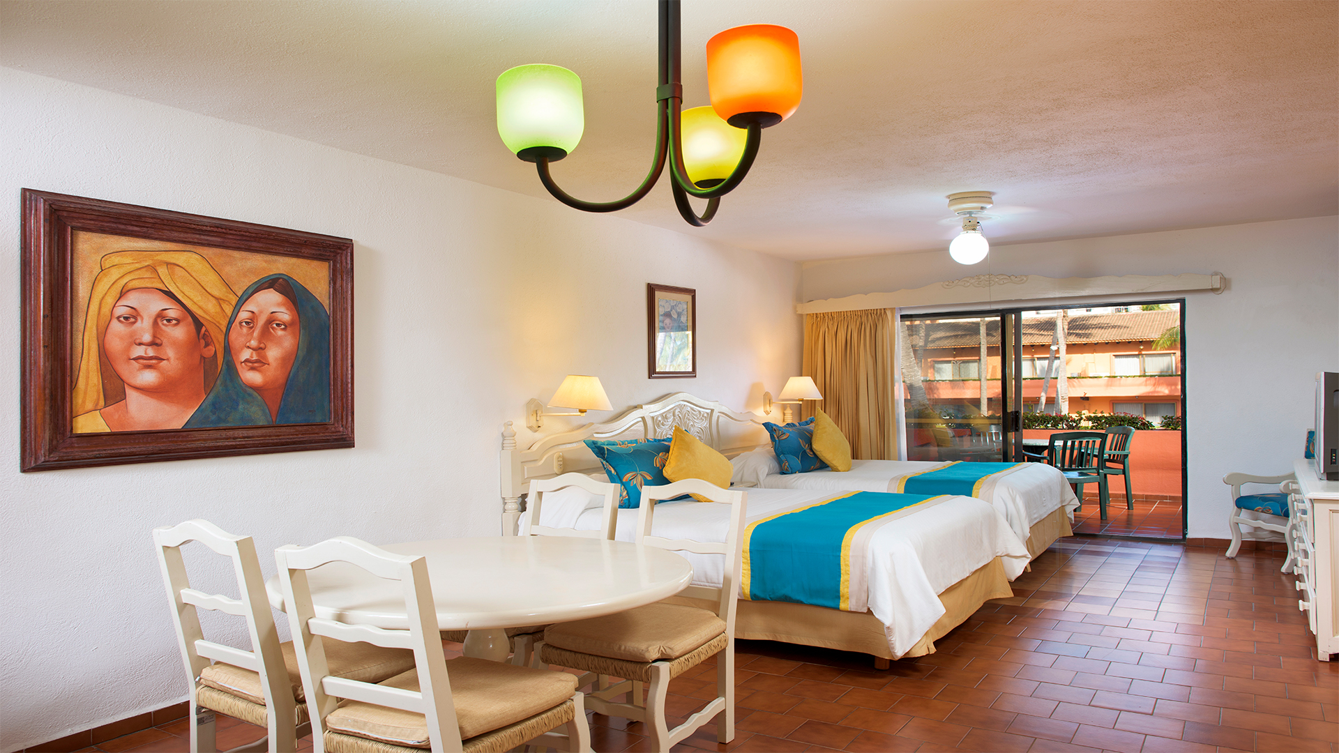 Junior Suite Villa del Mar Beach Resort & Spa Puerto Vallarta