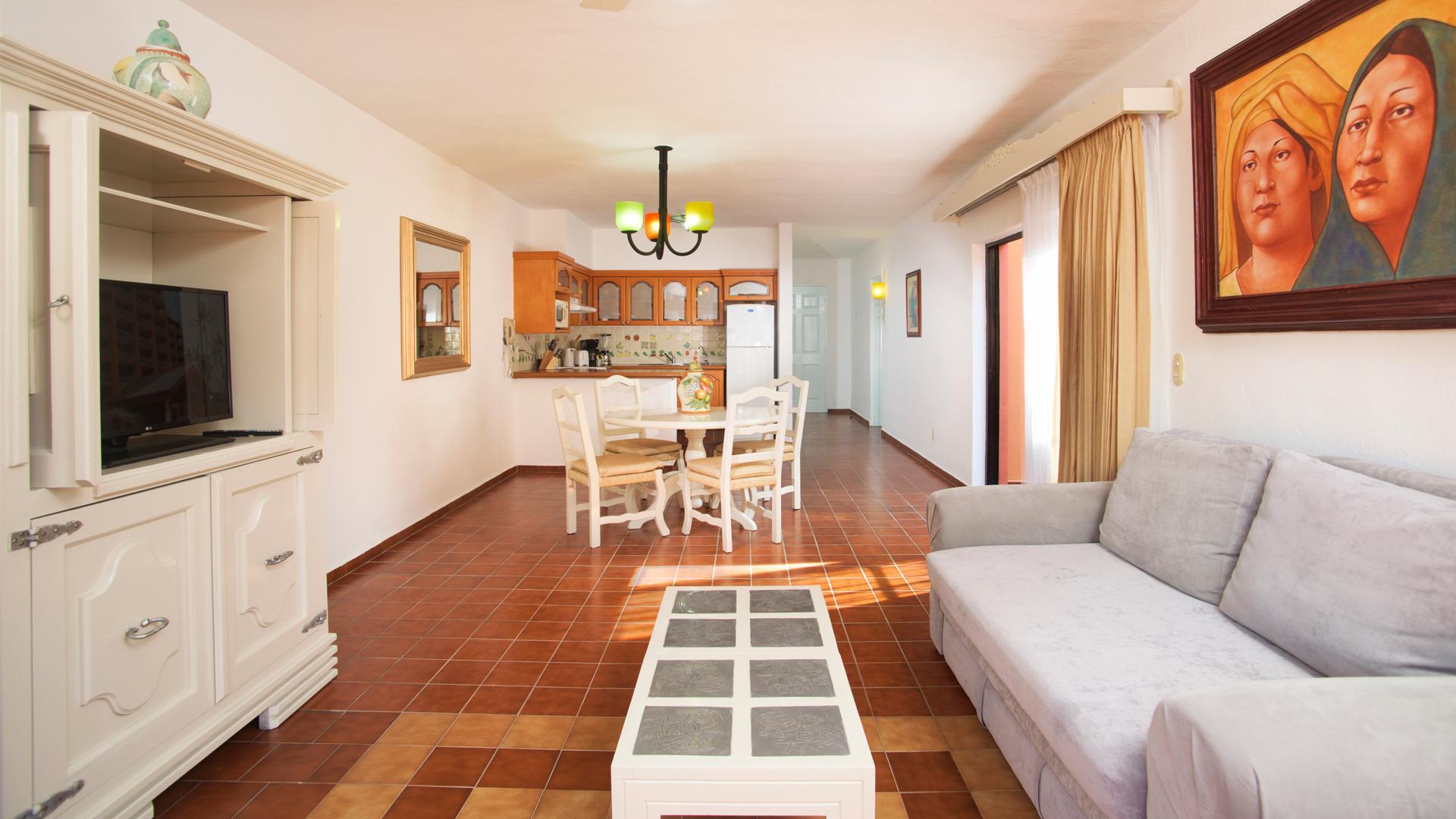 Suite de Una Recámara Villa del Mar Beach Resort & Spa Puerto Vallarta