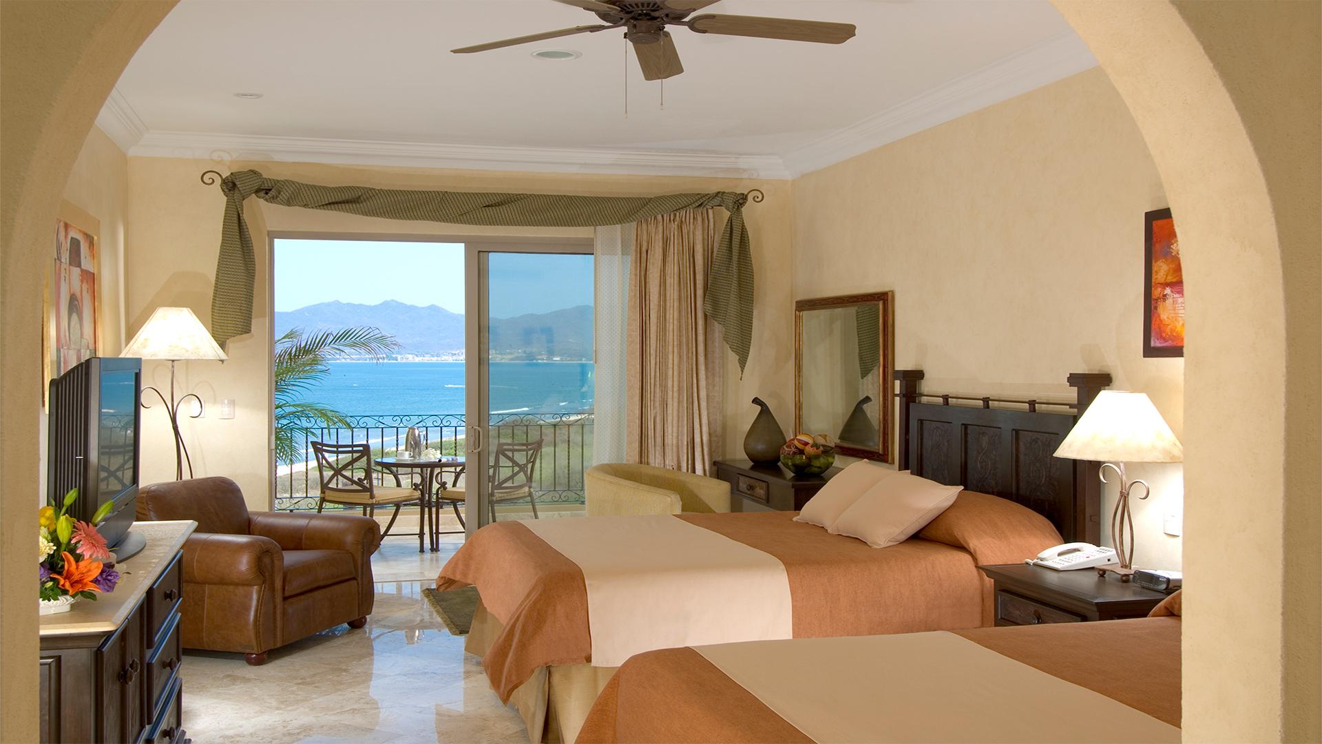 Unique Habitación Superior de Lujo Vista al Mar Villa La Estancia Beach Resort & Spa Riviera Nayarit
