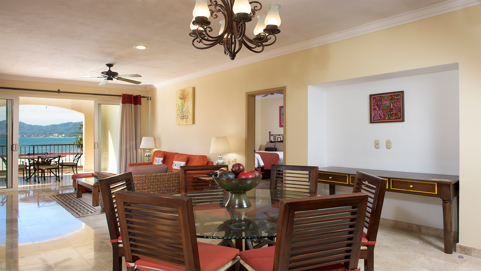 Three Bedroom Suite Villa del Palmar Flamingos Beach Resort & Spa Riviera Nayarit