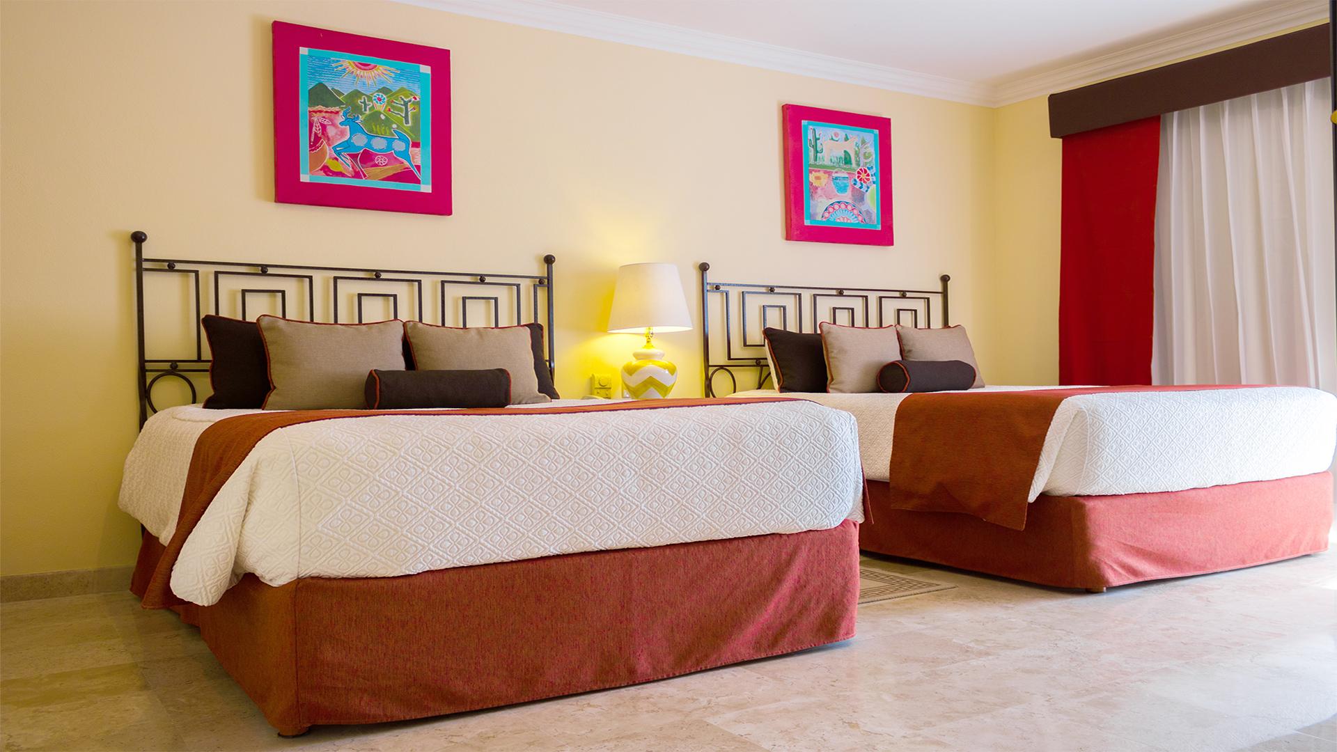 Unique Junior Suite Ocean View Villa del Palmar Flamingos Beach Resort & Spa Riviera Nayarit