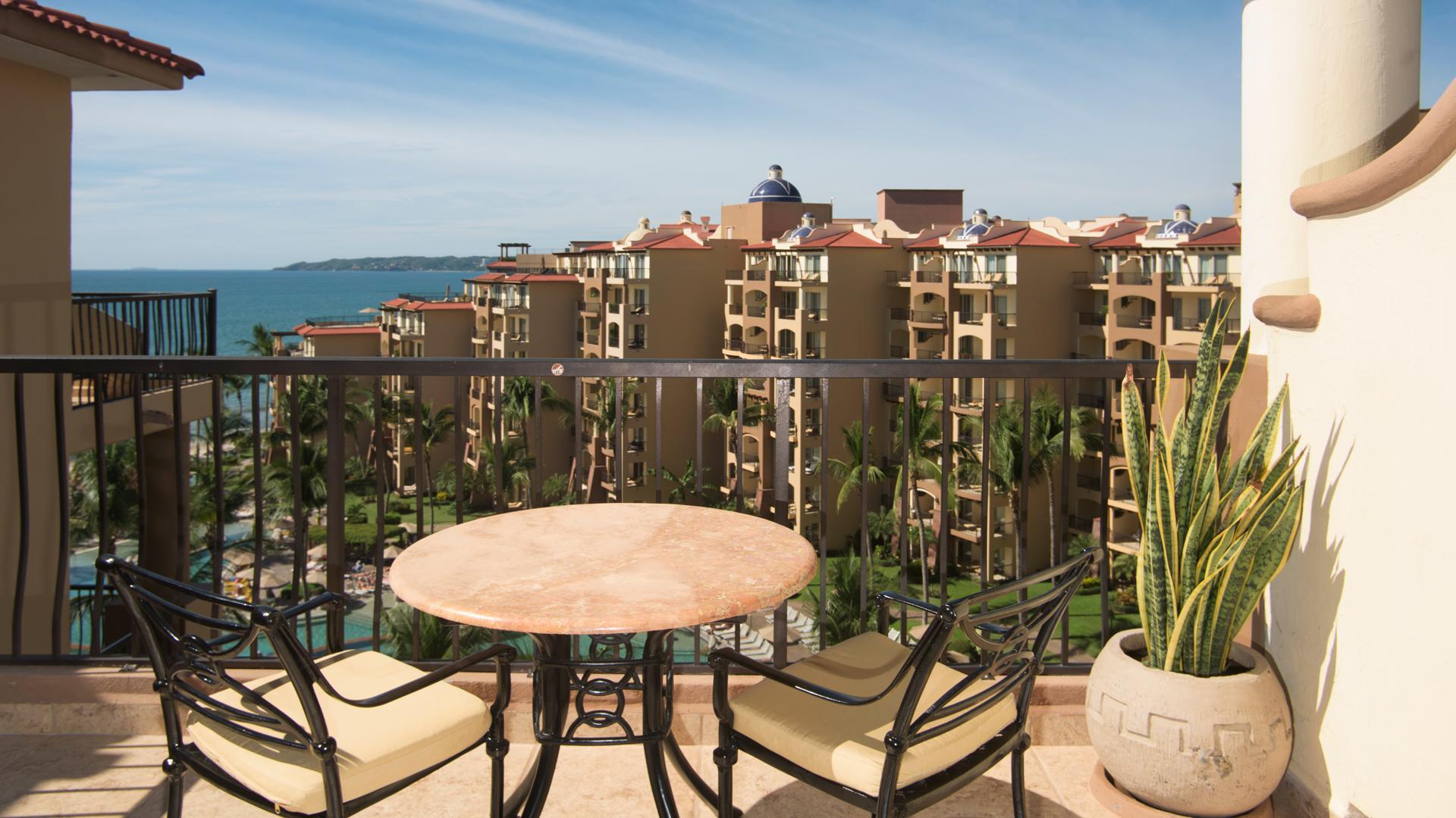 Unique Suite de Dos Recámaras Vista al Mar Villa del Palmar Flamingos Beach Resort & Spa Riviera Nayarit