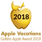 Apple Vacations Award