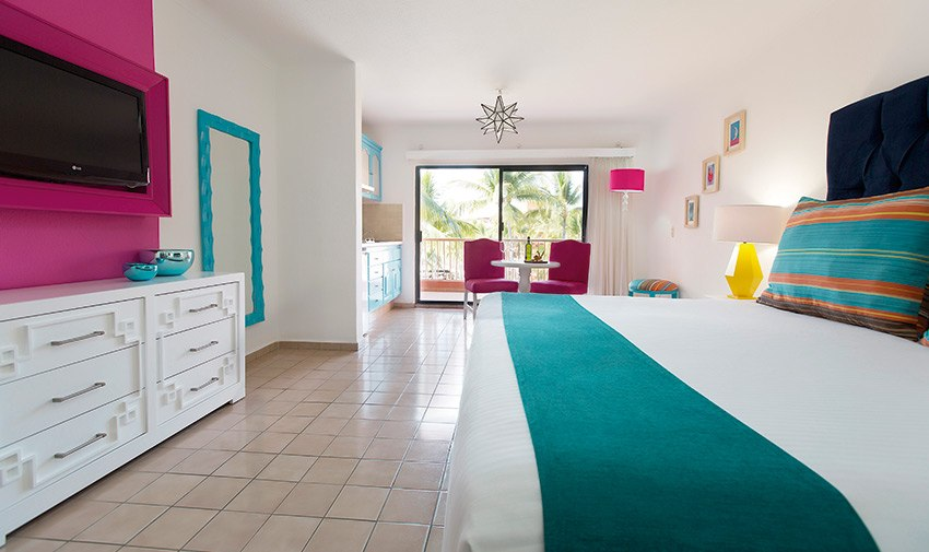 Junior Suite Villa del Palmar Beach Resort & Spa Puerto Vallarta