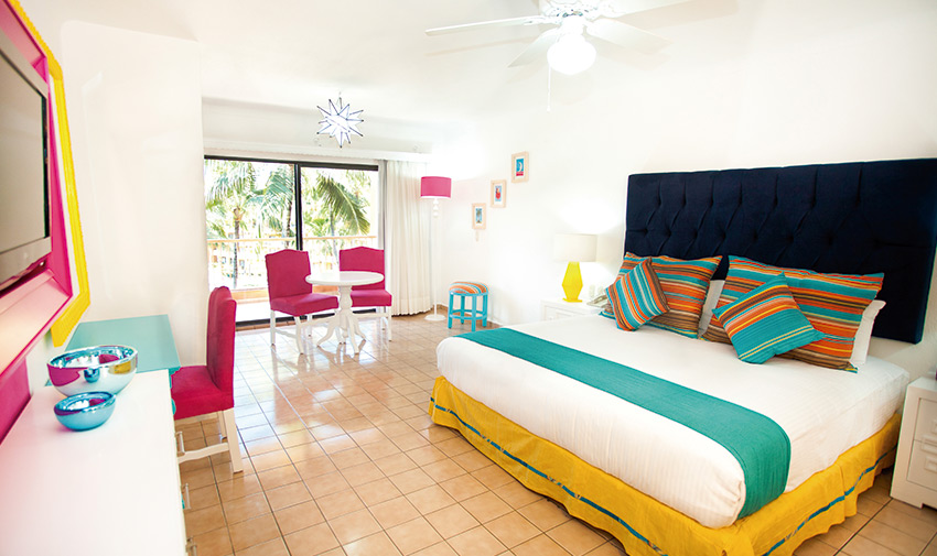 Junior Suite Villa del Palmar Beach Resort & Spa Puerto Vallarta