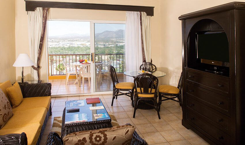 Junior Suite Villa del Palmar Beach Resort & Spa Cabo San Lucas