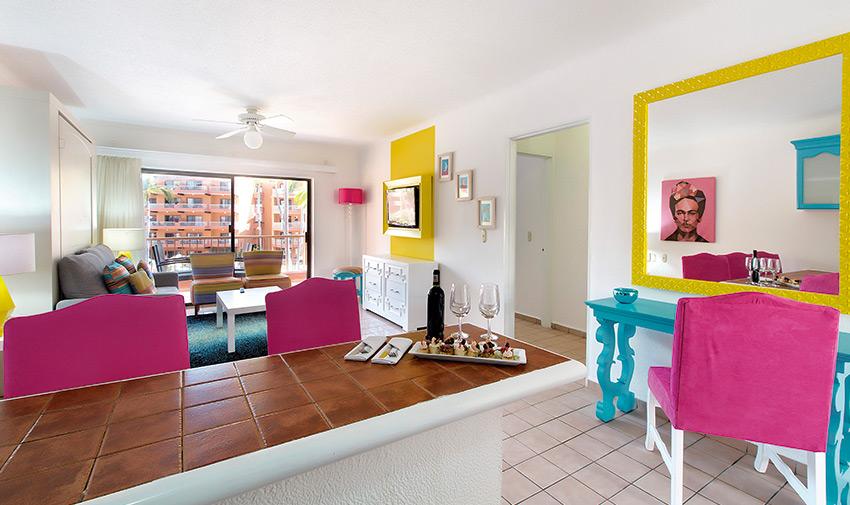 Two Bedroom Suite Villa del Palmar Beach Resort & Spa Puerto Vallarta