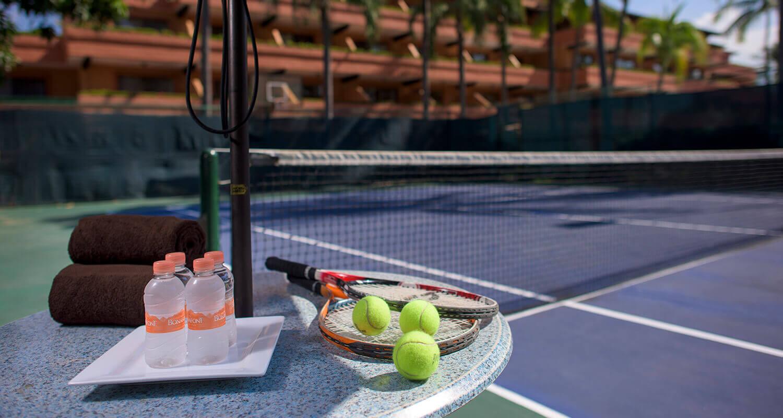 Tennis Villa Del Palmar Puerto Vallarta