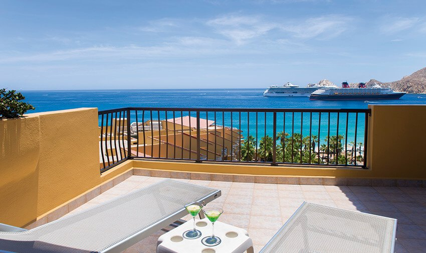Two Bedroom Suite Villa del Palmar Beach Resort & Spa Cabo San Lucas