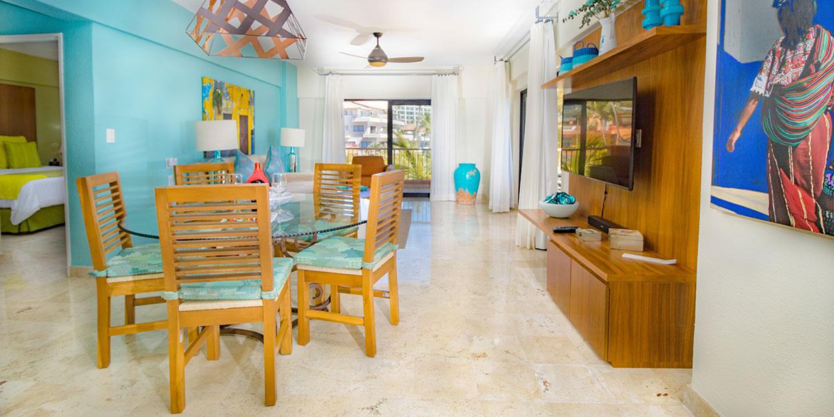 Unique Two Bedroom Suite Ocean View Villa del Palmar Beach Resort & Spa Puerto Vallarta