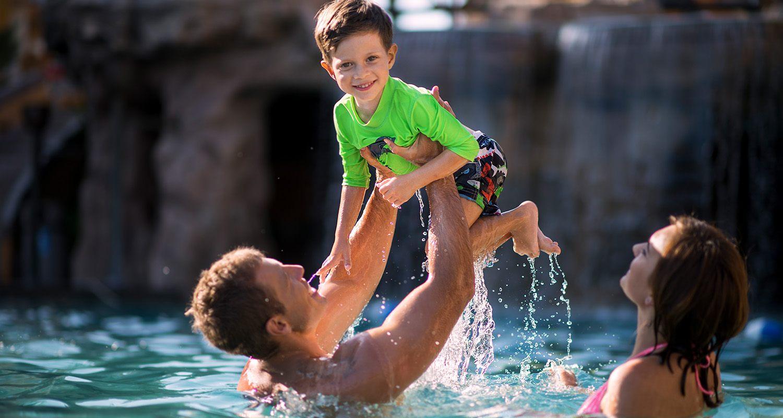 Villa Del Palmar Cabo San Lucas Beach Experience Family Pool