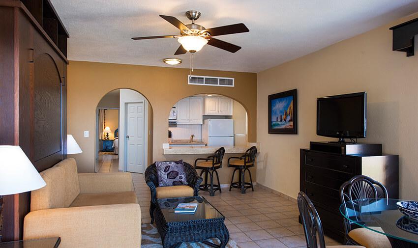 One Bedroom Suite Villa del Palmar Beach Resort & Spa Cabo San Lucas