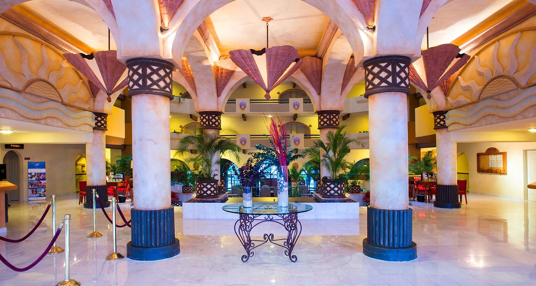 Villa Del Palmar Cabo San Lucas Lobby