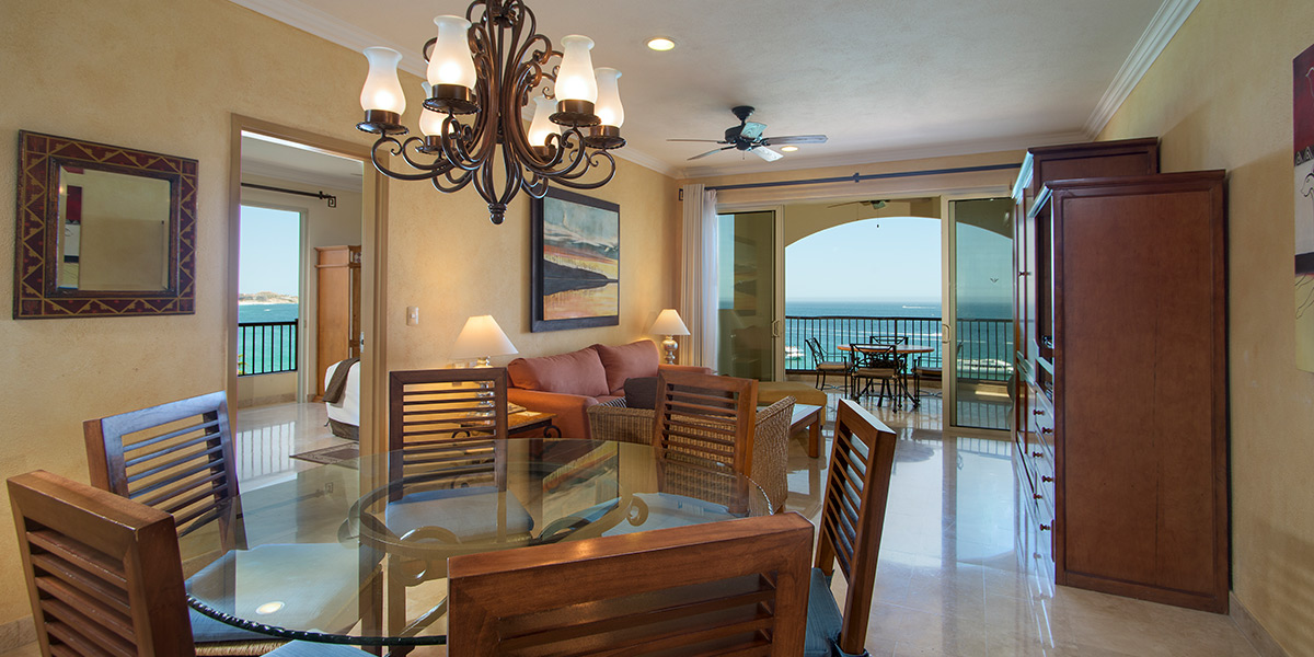 Unique One Bedroom Suite Ocean View