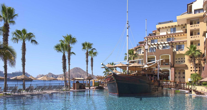Villa Del Arco Cabo San Lucas Pools