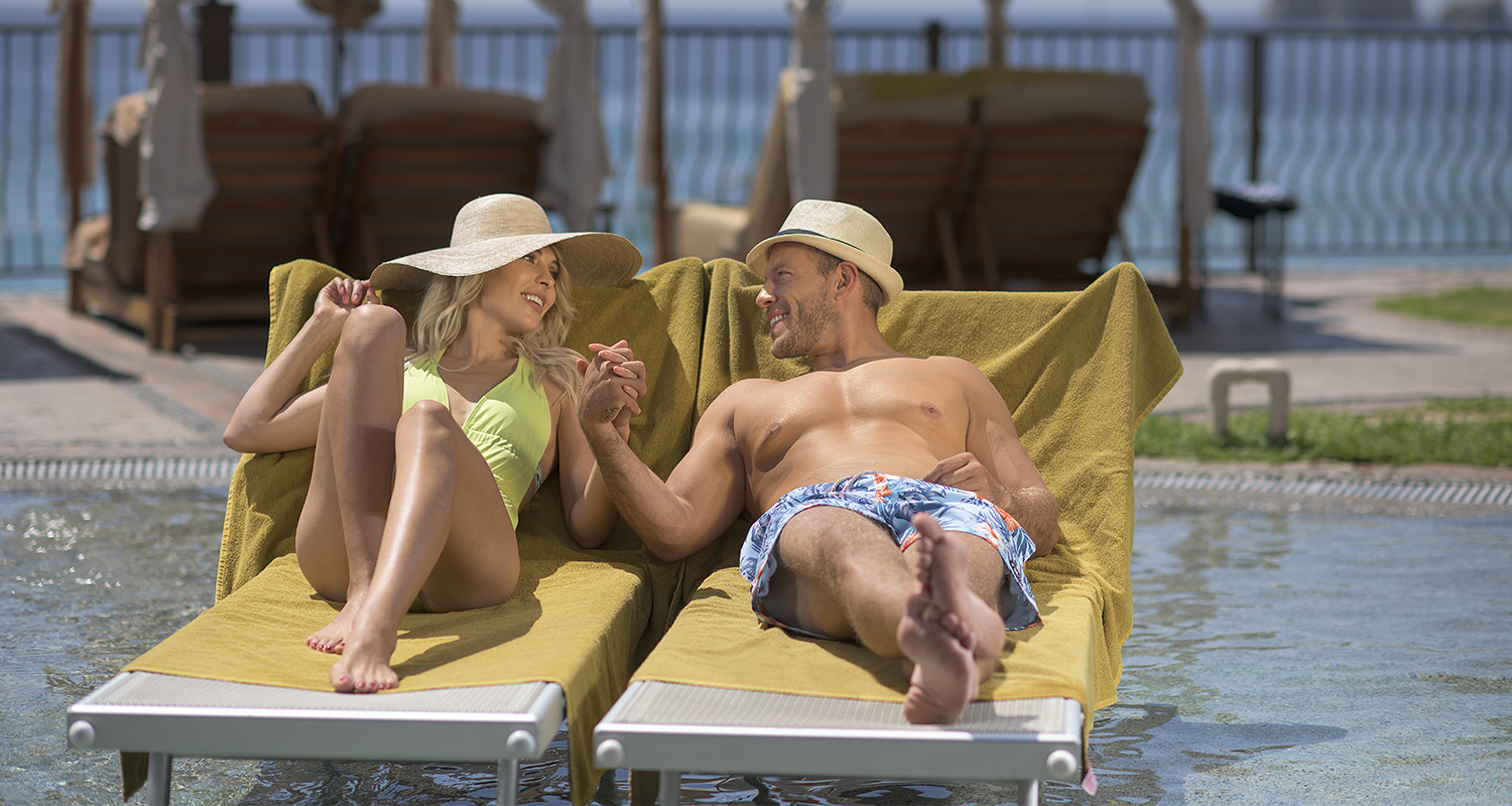 Villa Del Arco Cabo San Lucas Experience Couple Lounge Chairs