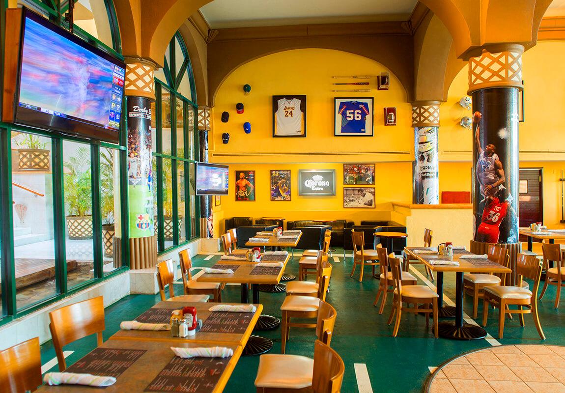 Sport Bar Villa Del Palmar Cabo San Lucas