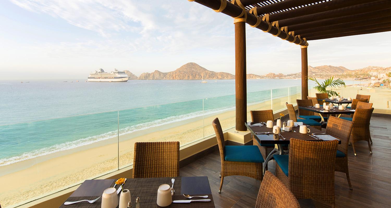 Villa Del Arco Cabo San Lucas Neptune Seafood Restaurant