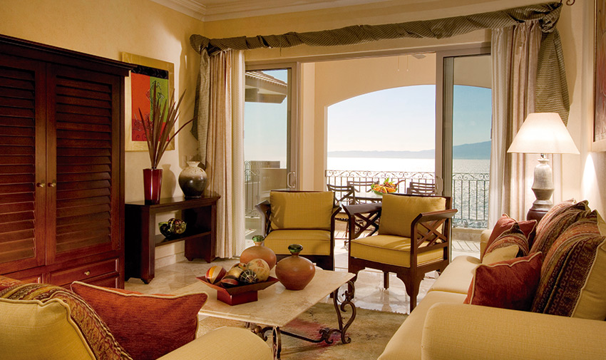 One Bedroom Suite Villa La Estancia Beach Resort & Spa Riviera Nayarit
