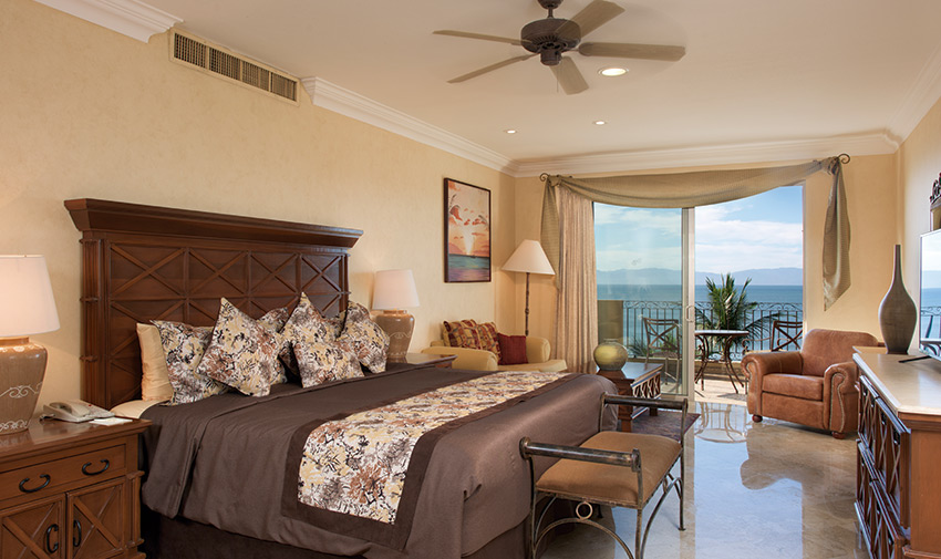 Three Bedroom Suite Ocean Front Villa La Estancia Beach Resort & Spa Riviera Nayarit