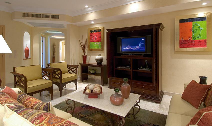 Suite de Tres Recámaras Frente al Mar Villa La Estancia Beach Resort & Spa Riviera Nayarit