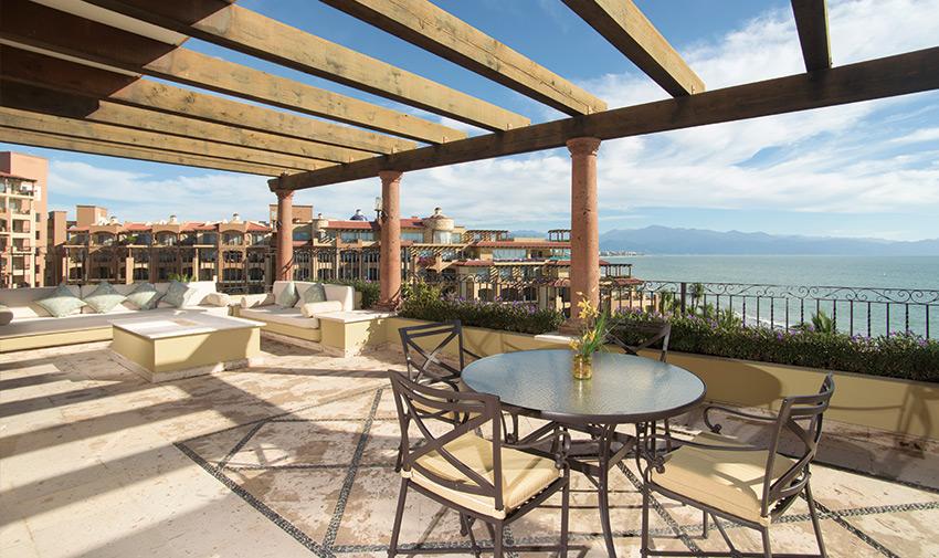 Suite Presidencial de Tres Recámaras Villa La Estancia Beach Resort & Spa Riviera Nayarit