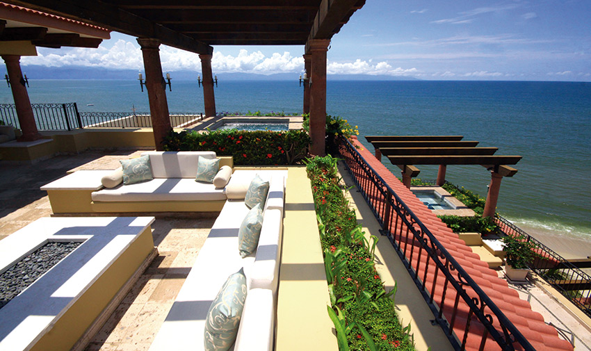 Presidential Three Bedroom Suite Villa La Estancia Beach Resort & Spa Riviera Nayarit