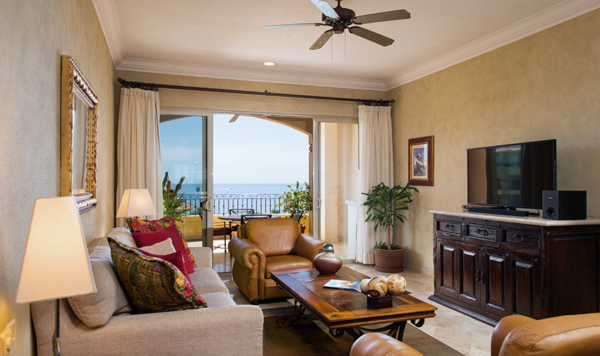 One Bedroom Suite Villa La Estancia Beach Resort & Spa, Los Cabos