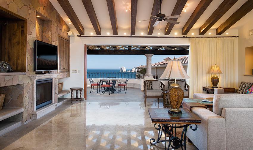 Presidential Three Bedroom Suite Villa La Estancia Beach Resort & Spa, Los Cabos