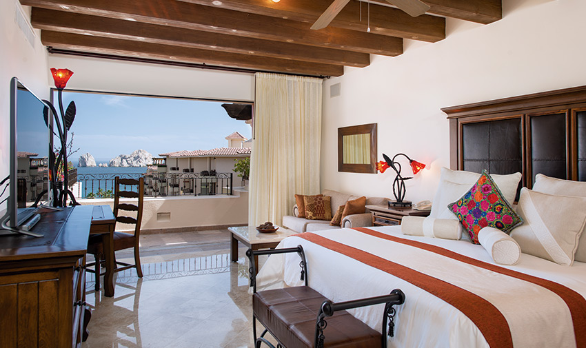 Presidential Three Bedroom Suite Villa La Estancia Beach Resort & Spa, Los Cabos