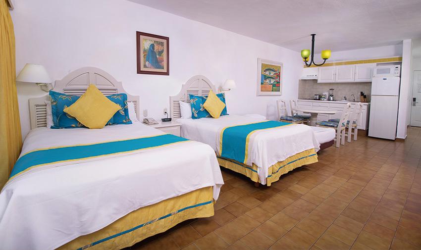 Junior Family Suite Villa del Mar Beach Resort & Spa Puerto Vallarta