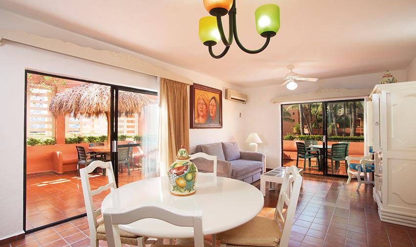 One Bedroom Suite Villa del Mar Beach Resort & Spa Puerto Vallarta