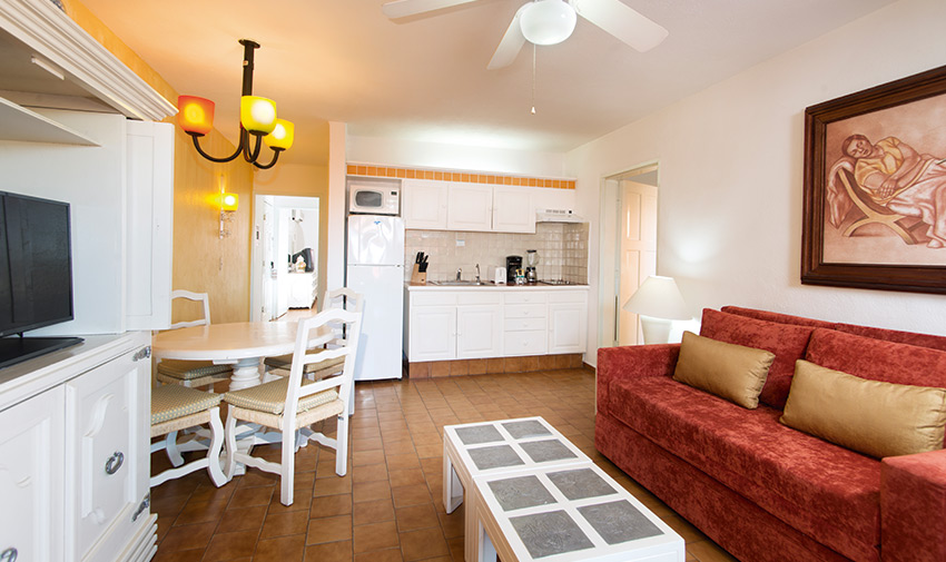 Two Bedroom Suite Villa del Mar Beach Resort & Spa Puerto Vallarta