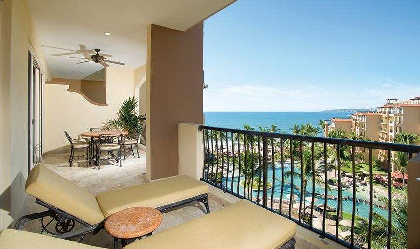 Suite de Una Recámara Villa del Palmar Flamingos Beach Resort & Spa Riviera Nayarit