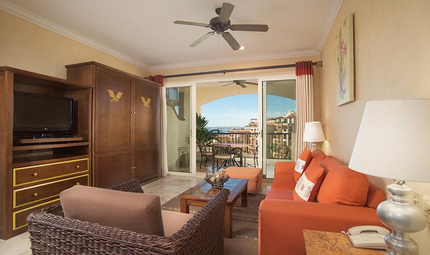 One Bedroom Suite Villa del Palmar Flamingos Beach Resort & Spa Riviera Nayarit